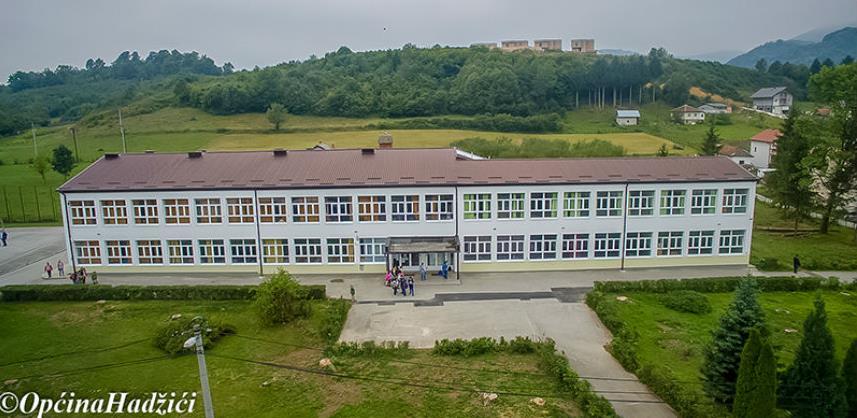 "Osnovna škola ""Hilmi ef. Šarić"" Tarčin od danas energetski efikasna"