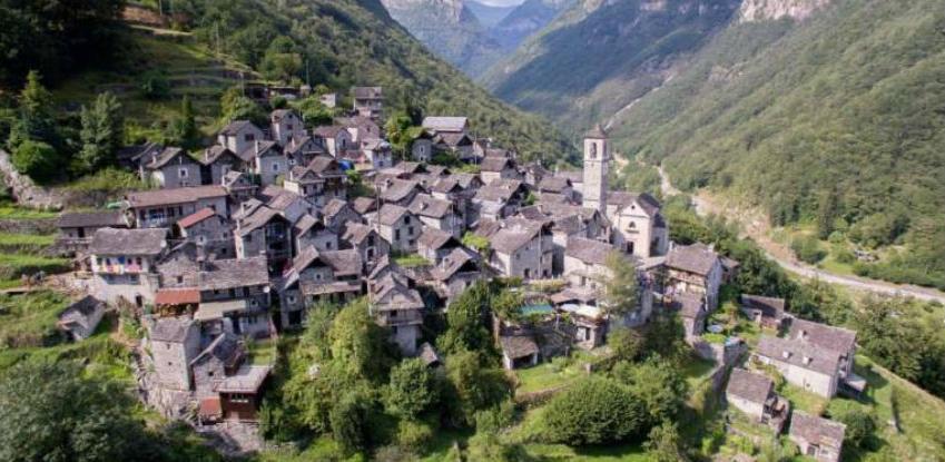 Cijelo švicarsko selo postaje hotel