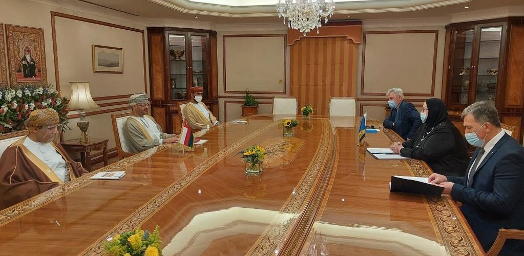 Unaprijediti saradnju BiH i Omana u oblasti ekonomije, turizma i kulture