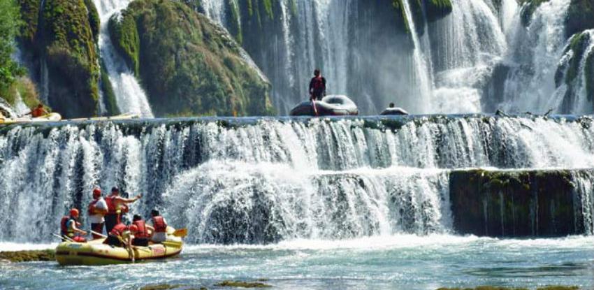 U augustu 7,9 posto više turista nego u julu