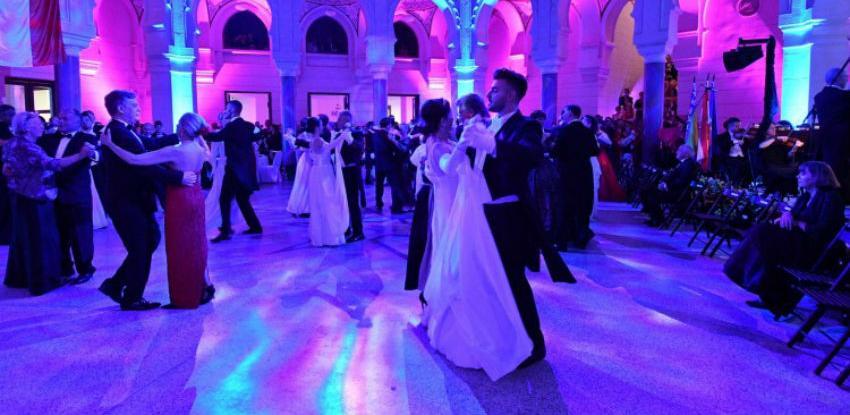 U Sarajevu održan drugi Austrijski bal