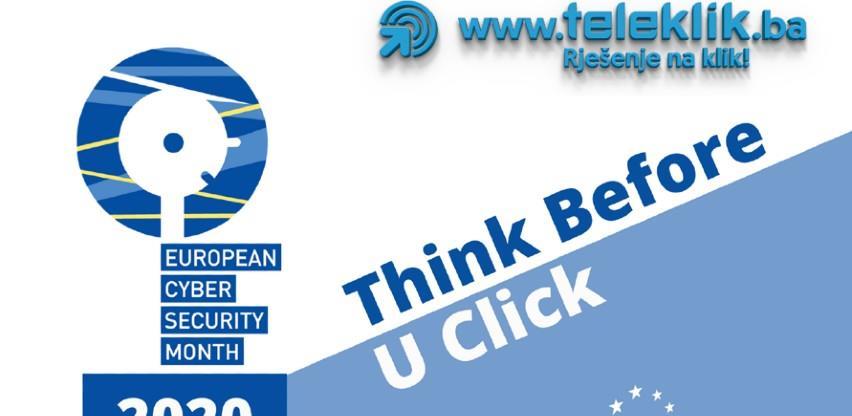Think before u click: Cyber kriminal i kako se zaštititi