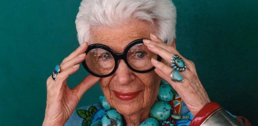 Sa 97 godina potpisala ugovor sa 'IMG Models'