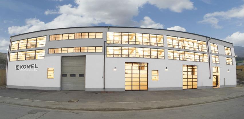 Electronic Center Vogošća - pripreme za otvaranje novog objekta