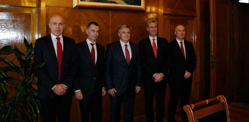 Guverner CBBiH razgovarao s najvišim rukovodstvom UniCredit Group iz Milana