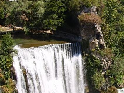 Za sanaciju korita i vodopada Plive u Jajcu 250.000 KM