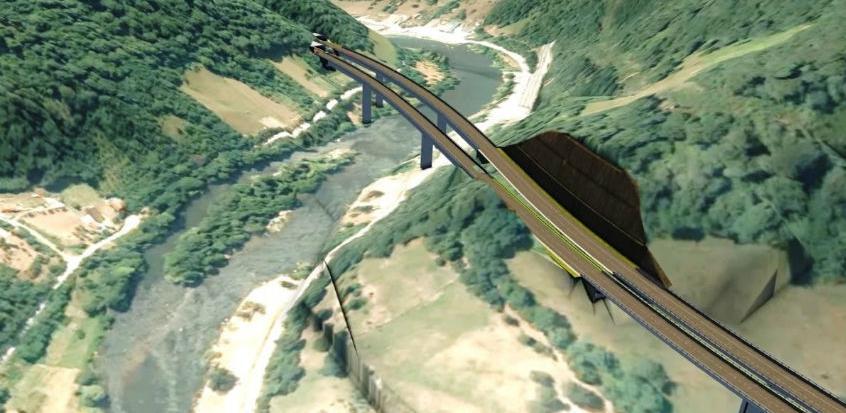 Sutra potpisivanje Ugovora o izgradnji poddionice Vranduk – Ponirak