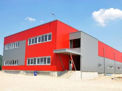 Širbegović gradi proizvodno-skladišni objekat za RPC Superfos Balkan