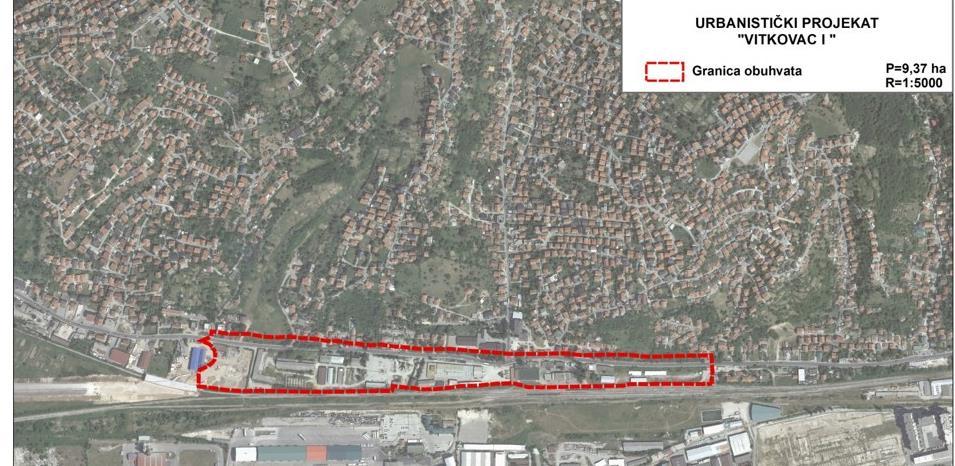 Izmještanje industrije: Kreću pripreme za izradu Urbanističkog projekta Vitkovac