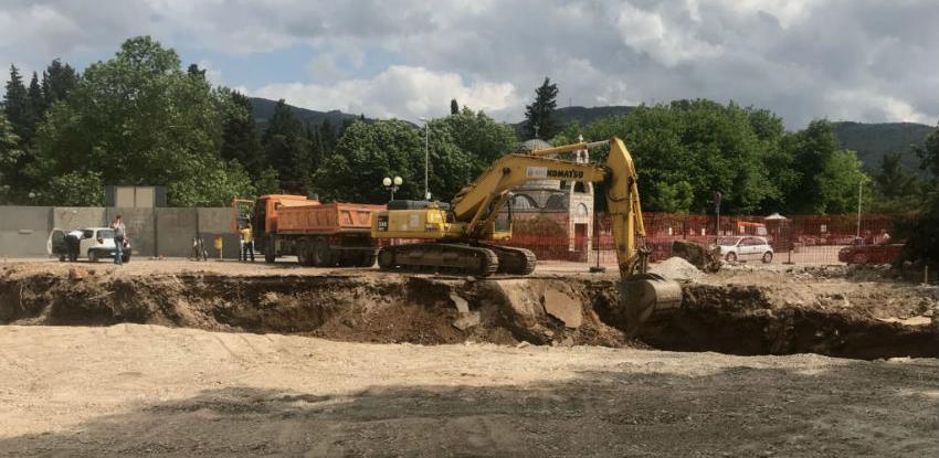 Počinje izgradnja Palate pravde u Trebinju, radovi vrijedni 1,5 miliona KM
