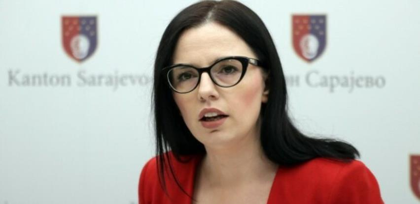 Ministrica pravde KS Lejla Brčić podnijela ostavku