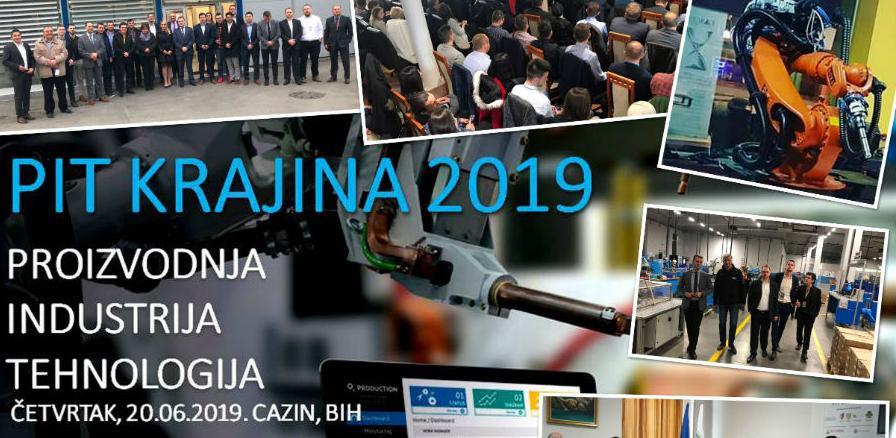 Poznat program konferencije PIT Krajina 2019