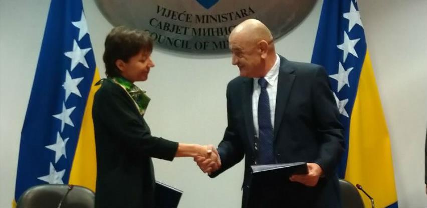 Švicarska osigurala osam miliona KM za projekt zaštite okoliša u Gradišci