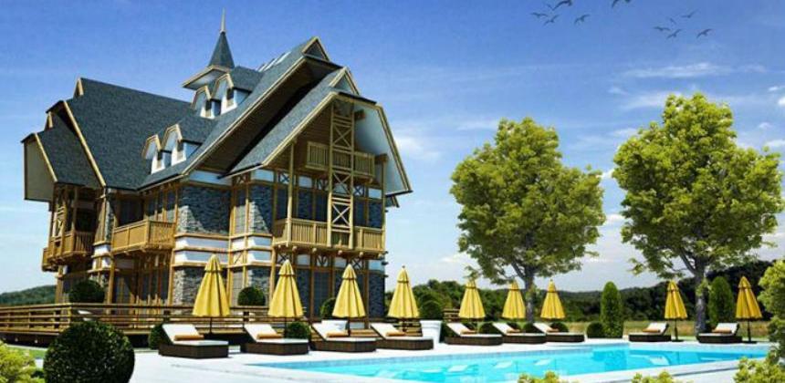 """Uz hotel """"Zlatni bor"""" gradit će se i bazen na otvorenom"""