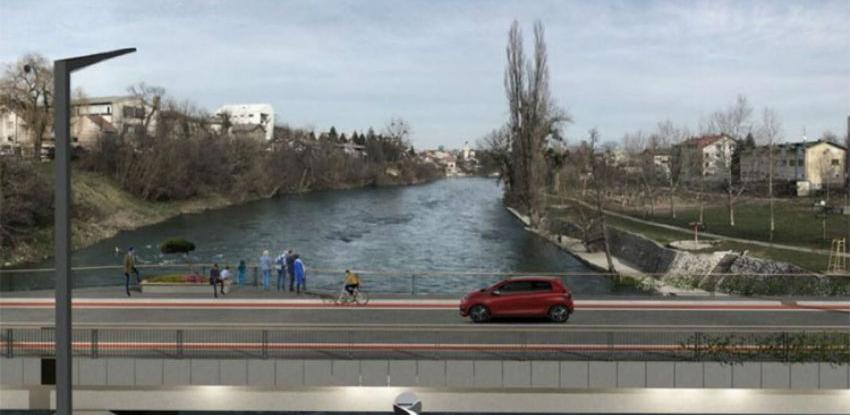 Tri firme žele da grade banjalučki Zeleni most