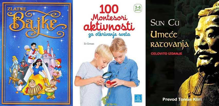 Nova izdanja u online knjižari Knjiga.ba