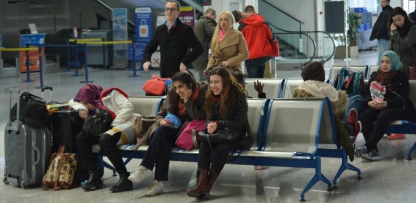 Međunarodni aerodrom Sarajevo nastavlja rast i u prvom kvartalu