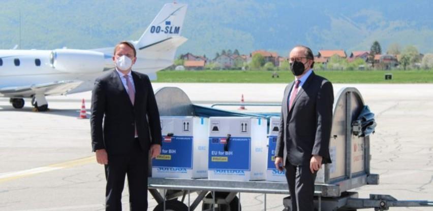 Kako će vakcine iz EU biti podijeljene u BiH?