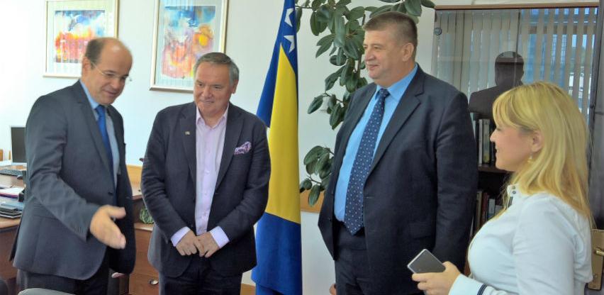 Kemal Kozarić novoimenovani ambasador u Austriji