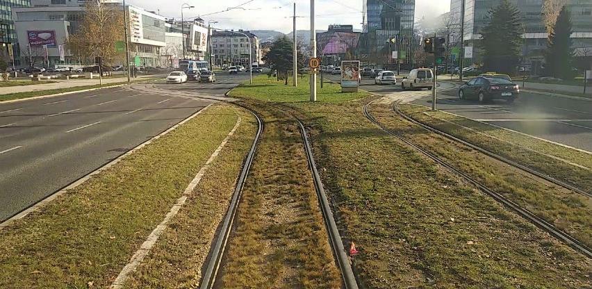 Privremena izmjena režima odvijanja saobraćaja zbog sanacije tramvajske pruge