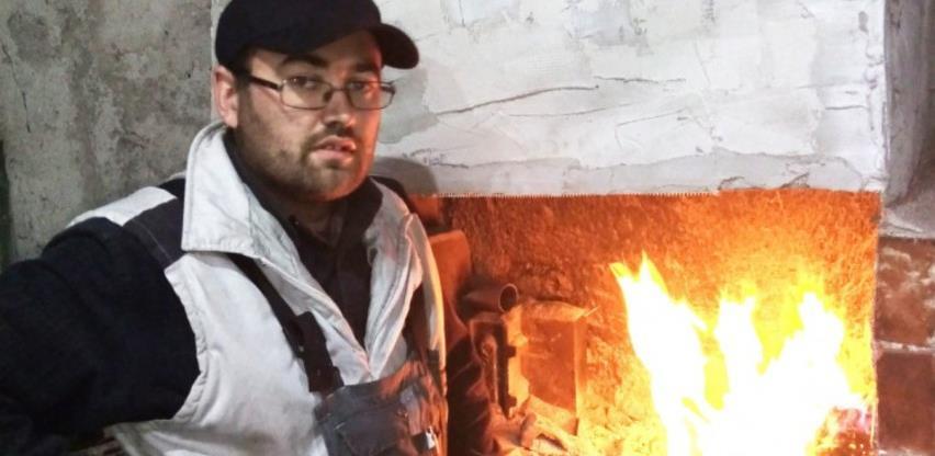 Čuvar tradicije svojih predaka: Kovač s fakultetskom diplomom