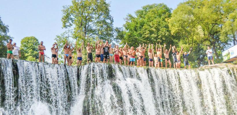 U subotu četvrti međunarodni skokovi s vodopada u Jajcu