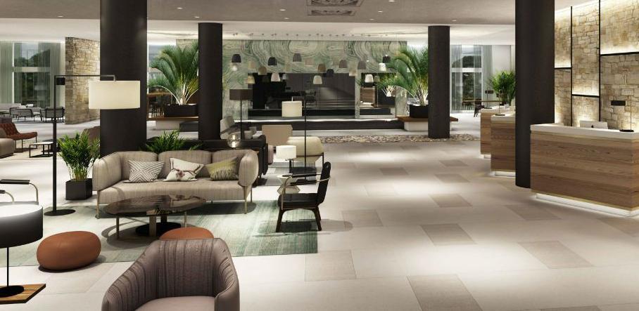 Hotel 'Mostar Marriott' neće biti završen do kraja godine