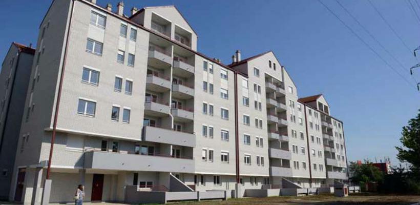 Prosječna cijena prodatih novih stanova u BiH 1.628 KM po kvadratu