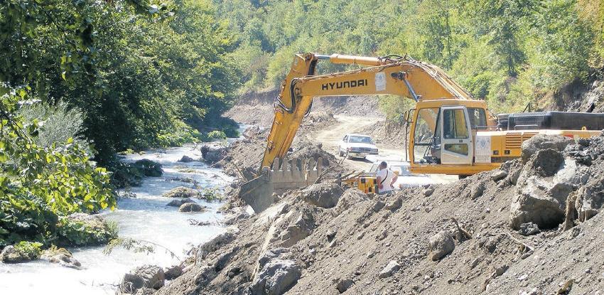Ekolozi iz regiona nastavljaju borbu protiv izgradnje malih hidroelektrana
