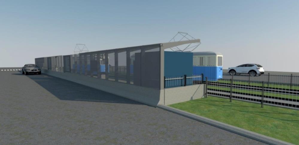Počela izgradnja novih tramvajskih stajališta