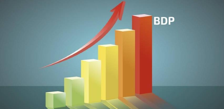 Stopa rasta BDP-a 2,6 posto u posljednjem kvartalu prošle godine