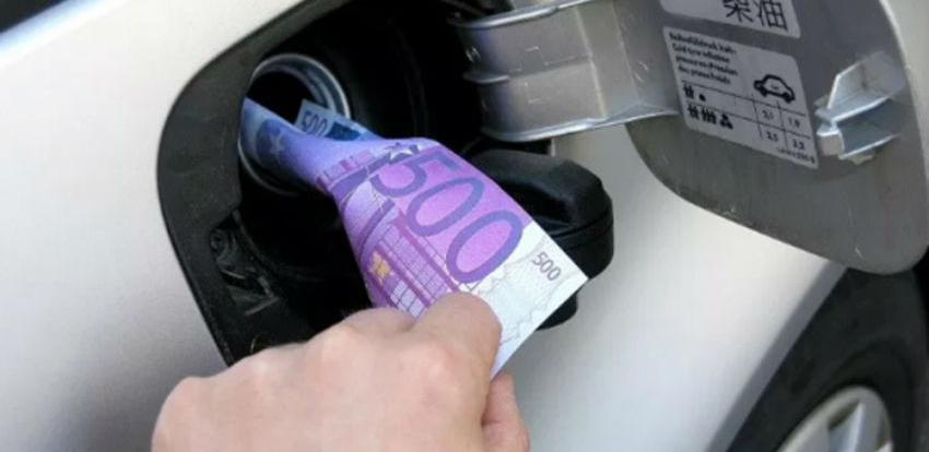 Od danas skuplje gorivo u Crnoj Gori