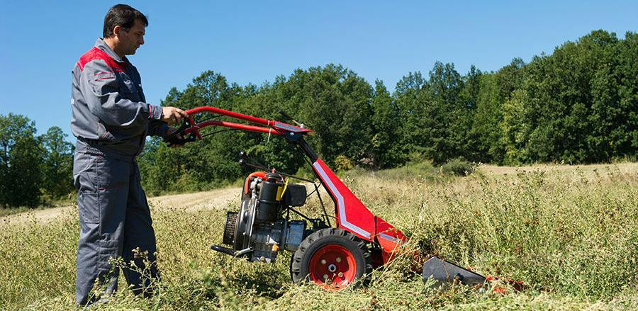 U prodajnim objektima ITC možete pronaći sve za košnju trave