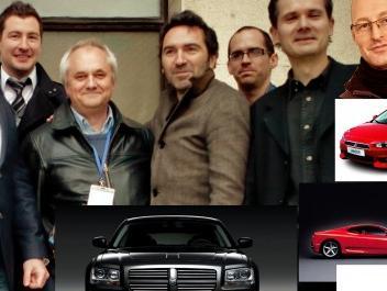 Dizajneri iz regije zvijezde svjetske automobilske industrije