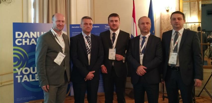 Poslovna zajednica USK potpisala Dunavsku povelju