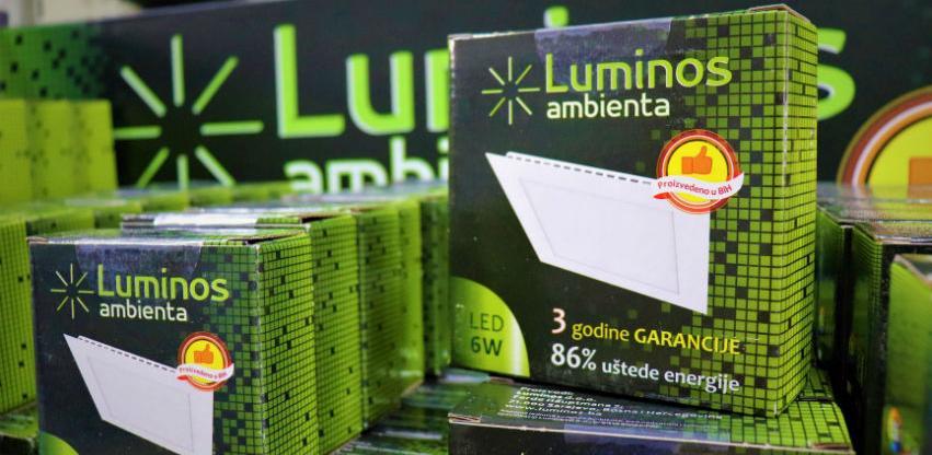 Počela isporuka prvih Luminos LED panela, uskoro izvoz u Hrvatsku i Srbiju
