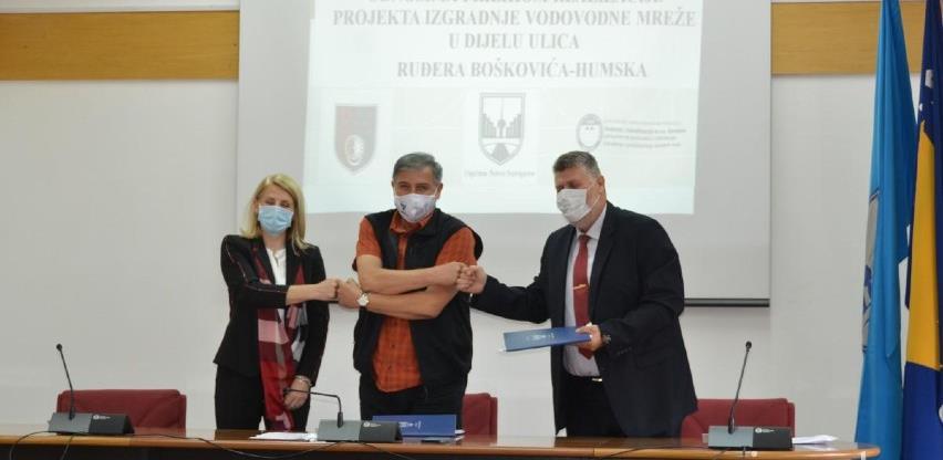Općina Novo Sarajevo i ViK rekonstruiraju vodovodnu mrežu u Pofalićima