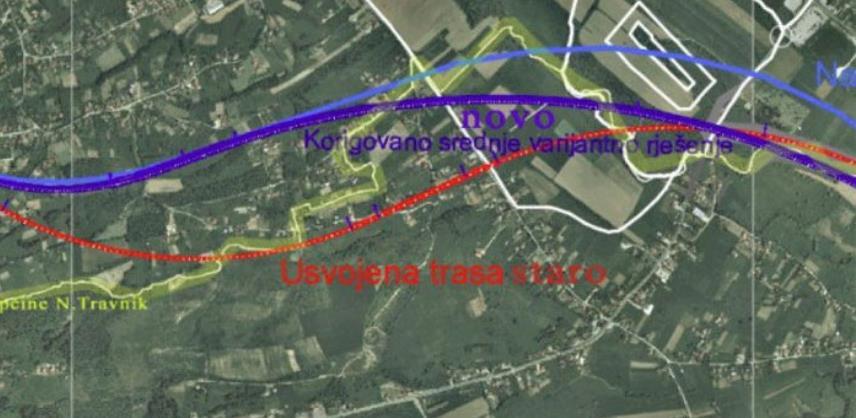 Posao od 25 mil. KM: Objavljen tender za izgradnja brze ceste Lašva-Nević Polje