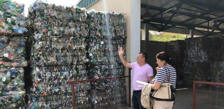 Prve količine ambalažnog otpada KJKP-a Rad Sarajevo predate u sistem Ekopaka