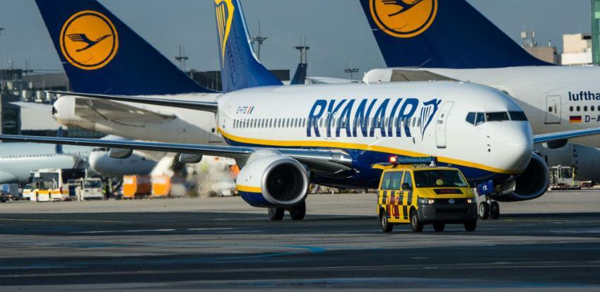 """Irski """"RyanAir"""" uvodi nove avio linije sa aerodroma iz Banja Luke"""