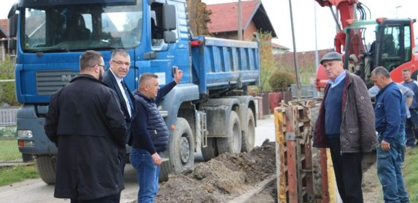 Počela izgradnja kolektora otpadnih voda za poslovnu zonu Herceg-Ingram