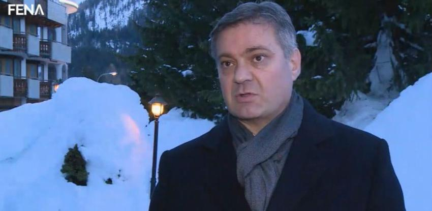 Zvizdić: Forum u Davosu dobra prilika za prezentaciju situacije u BiH
