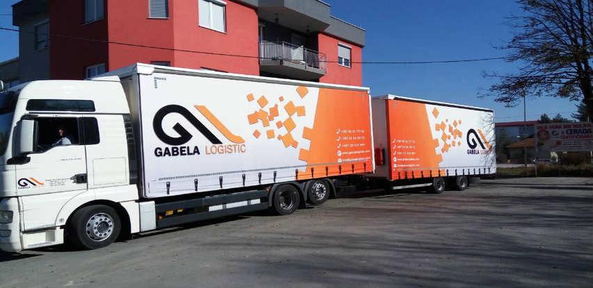 Gabela Logistic:Transport robe u domaćem i međunarodnom saobraćaju