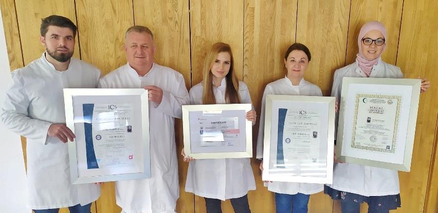 Još jedan međunarodni certifikat za bh. kompaniju Fine Food