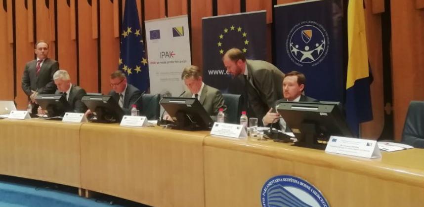 Wigemark: Milijarde eura nestaju u korupciji