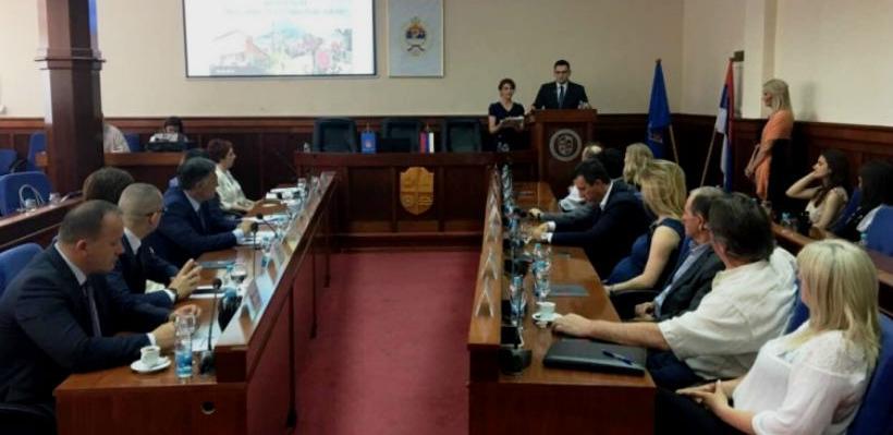Italijanski investitori doprinose jačanju privrede Mrkonjić Grada