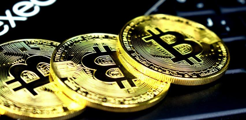 Bitcoin potonuo 30 posto sa rekordnog januarskog nivoa