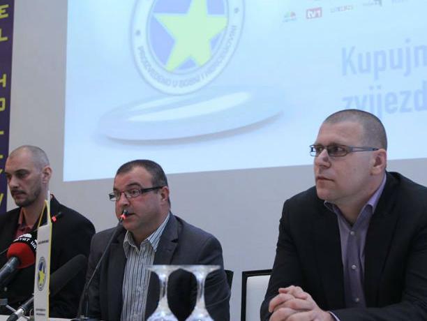 Upalimo svjetlo u BiH: Kampanja za afirmaciju bh. proizvoda