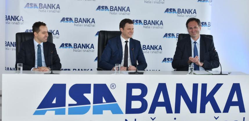 ASA Banka predstavila novu imidž kampanju