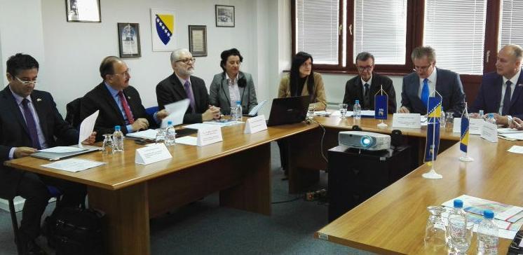 Meksiko zainteresiran za privrednu saradnju s BiH